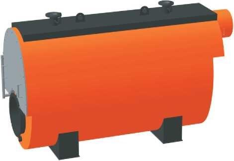Котлы водогрейные стальные автоматизированные серии КВСА